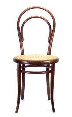 No 14 Viennese Chair From Thonet 1860s For Sale At Pamono