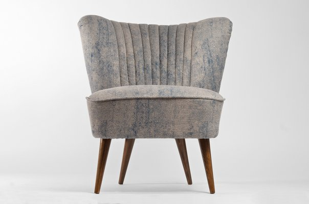 Brilliant Mid Century Ice Colored Cocktail Chair Ibusinesslaw Wood Chair Design Ideas Ibusinesslaworg