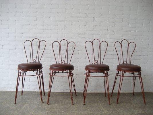 Sedie In Metallo Vintage : Altalena metallo vintage paese u foto stock ft