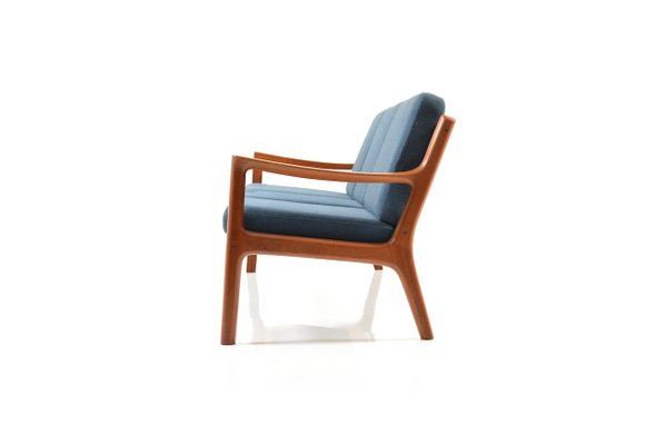 Awe Inspiring Senator 3 Seater Sofa In Teak By Ole Wanscher For France Son 1960S Gmtry Best Dining Table And Chair Ideas Images Gmtryco