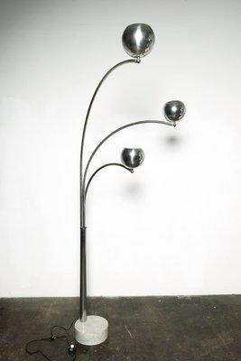 Lampada Da Terra Anni 70.Lampada Da Terra Di Goffredo Reggiani Italia Anni 70