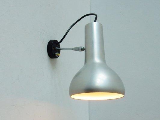 Lampade da parete modello 7 vintage di gino sarfatti per arteluce