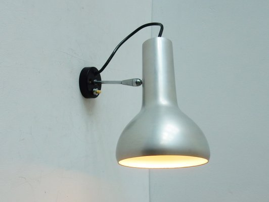 Model 7 Wall Lamps By Gino Sarfatti
