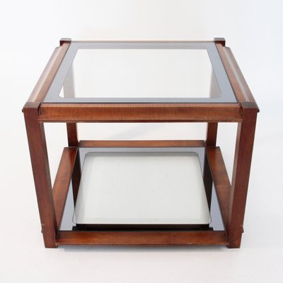 Swell Italian Square Wooden Coffee Table Pdpeps Interior Chair Design Pdpepsorg