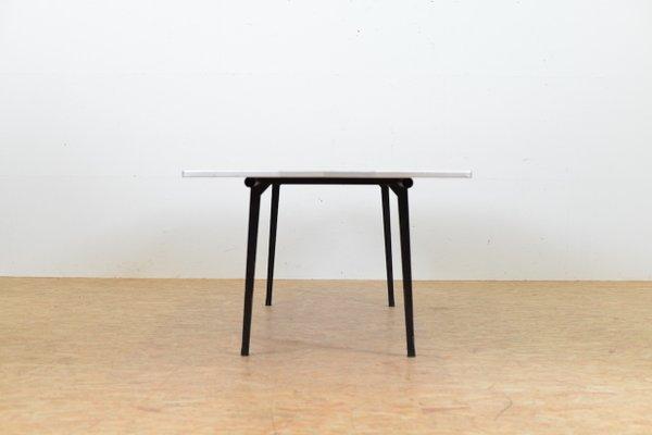 Large MidCentury Octagonal Reform Conference Table By Friso Kramer - Large conference table for sale