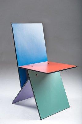 Vilbert Chairs By Verner Panton For Ikea 1990s Set Of 4