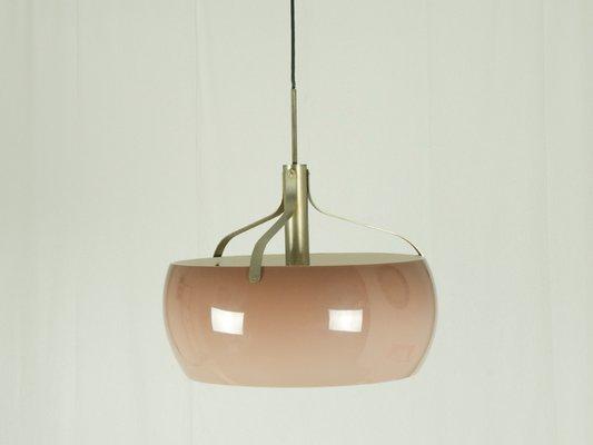 Lampade A Sospensione Vintage : Lampada a sospensione vintage di luigi massoni per guzzini anni 60