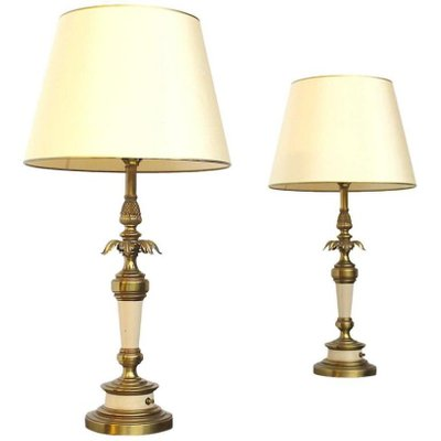 American Hollywood Regency Table Lamps From Stiffel 1960s Set Of 2