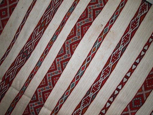 Tappeti Kilim Marocco : Tappeto kilim vintage fatto a mano marocco anni 50 in vendita su