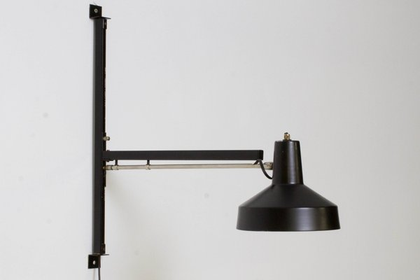 Mid Century Modern Wall Lamp From