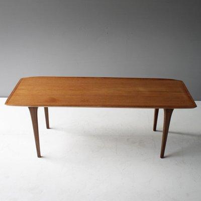 Vintage Danish Teak Coffee Table 1