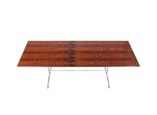 Merveilleux Vintage Rosewood Shaker Coffee Table By Arne Jacobsen 2