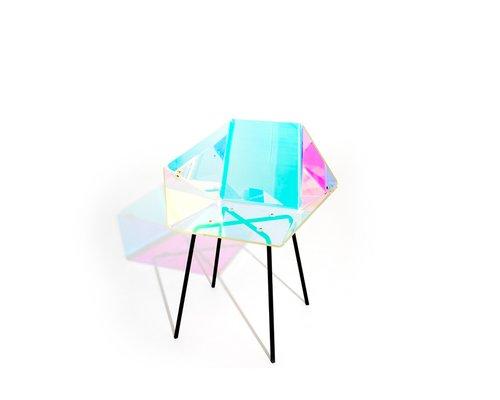Enjoyable Prismania Chair By Elise Luttik Bralicious Painted Fabric Chair Ideas Braliciousco