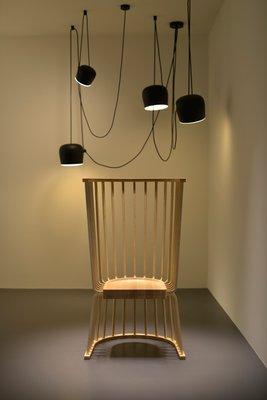Tremendous Upside Down Chair By Elise Luttik Bralicious Painted Fabric Chair Ideas Braliciousco