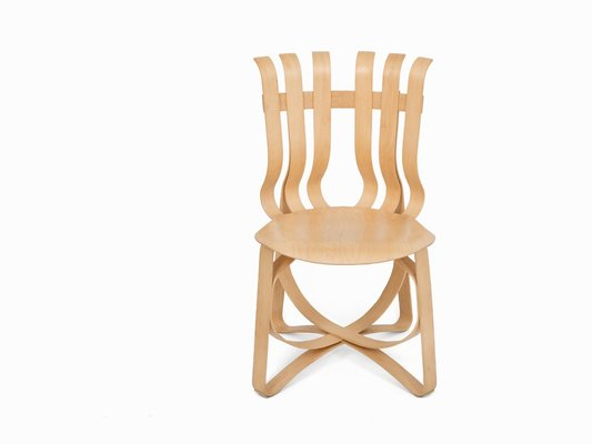 Hat Trick Chair By Frank O. Gehry For Knoll International, 1993 1