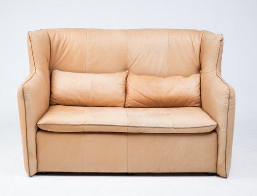 Vintage 2 Seater Sofa By Gerard Van Den Berg For Montis 1970s 1