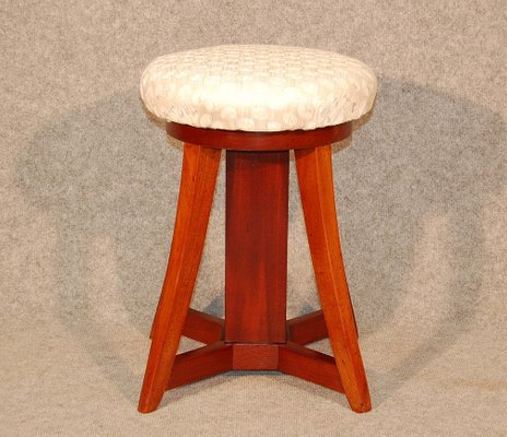 Art Deco French Piano Stool For Sale At Pamono