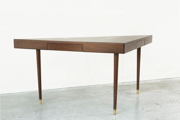 Table Basse Triangulaire De Harvey Probber 1950s Les Exceptionnels