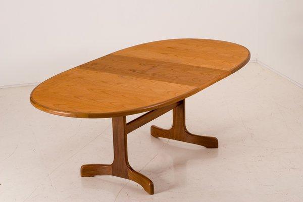 Vintage Fresco Teak Extending Dining Table From G Plan For Sale At - Teak oval extending table