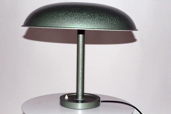 Extra Large Bauhaus Desk Lamp 1930s, Bauhaus Table Lamp