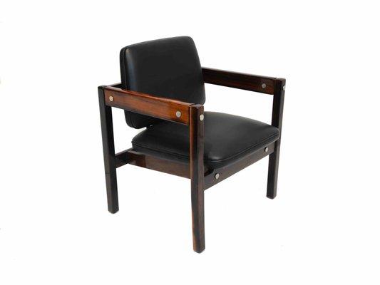 Sedia da ufficio di sergio rodriguez anni 60 in vendita su pamono
