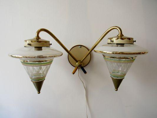 Lanterna applique a parete per esterno modello vienna bianca