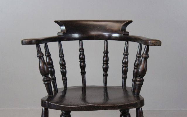 Sensational Antique Smokers Bow Chair Bralicious Painted Fabric Chair Ideas Braliciousco