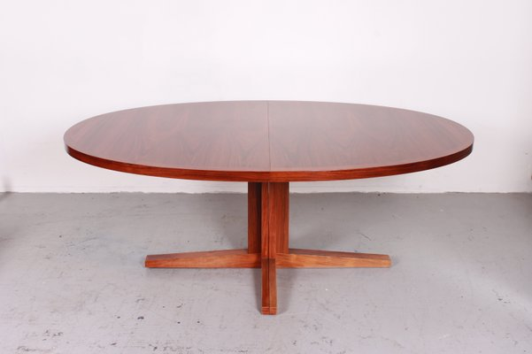 Vintage Dyrlund Extensible Dining Table From RAjL45