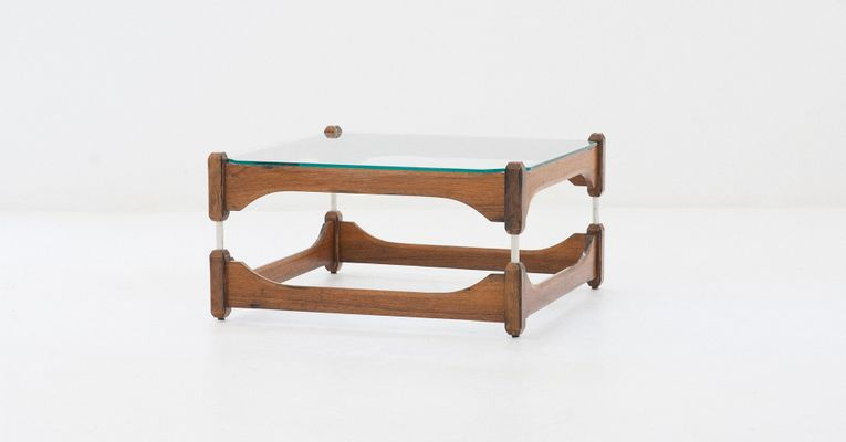 Mid Century Modern Italian Coffee Table 1960s 1