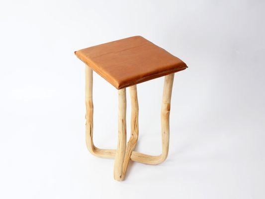 Domus stile donatello set bar tavolo e sgabelli acciaio e sumpar