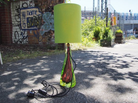 Mid Century Murano Glass Table Lamp For Sale At Pamono