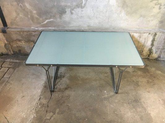 Table Basse Moment Par Niels Gammelgaard Pour Ikea 1985