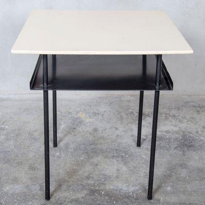 Tavolino Di Rietveld.Tavolino Di Wim Rietveld Per Auping Anni 50