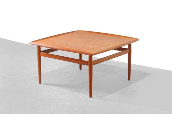 En Par Table Glostrup1960s Grete Basse Pour Teck Jalk H29EDI