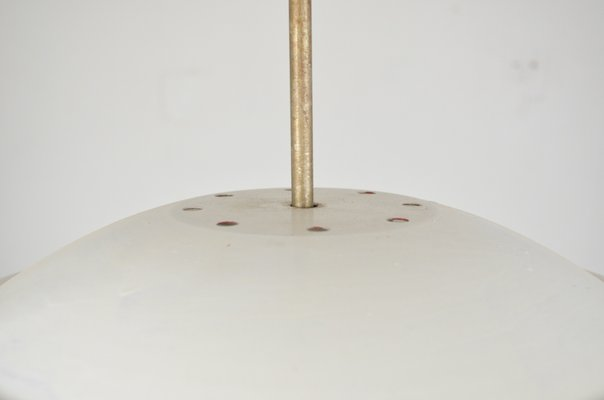 de blanco cobreaños colgante vidrio de con 50 partes Lámpara FJKl1c3T