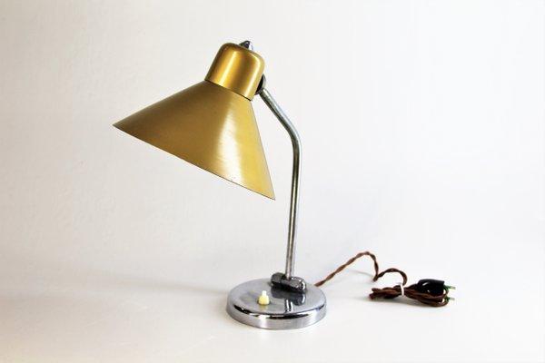 Lampada da tavolo di o luce anni 40 in vendita su pamono