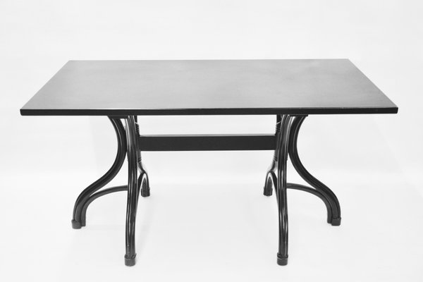 Genial Bentwood Table From Thonet, 1980s 2