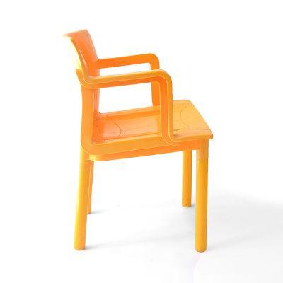 en Plastique Empilable Chaise Vintage 0m8wynOvNP
