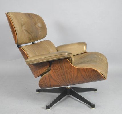 Admirable Mid Century Lounge Chair By Charles Ray Eames For Fehlbaum Contura Vitra Cjindustries Chair Design For Home Cjindustriesco