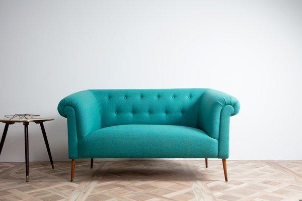 Divani Stile Vintage.Vintage Chesterfield Style Sofa