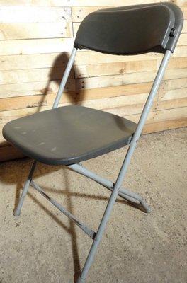 Chaises Pliantes Industrielles Vintage De Samsonite Set 10 1