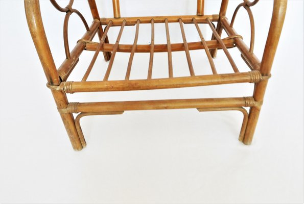 Pleasing Vintage French Bamboo Lounge Chairs Set Of 2 Andrewgaddart Wooden Chair Designs For Living Room Andrewgaddartcom