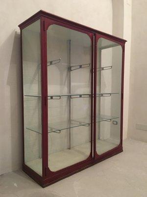 Delicieux Art Deco Italian Showcase Cabinet 2