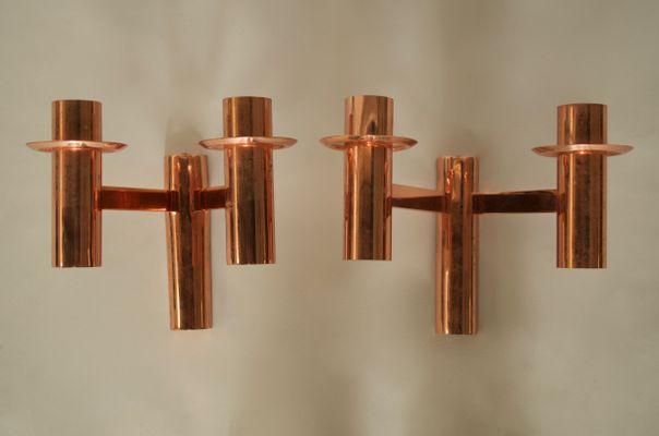 Applique in metallo placcato in rame anni set di in