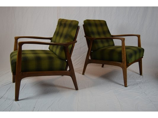 Vintage Armchairs From Wilhelm Knoll 1960s Set Of 2 For Sale At Pamono
