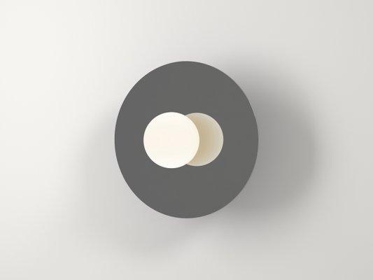 Disque En Applique Atelier Chrome Plafonnier Et Areti Murale Sphère Par Ou ul1T3KJcF
