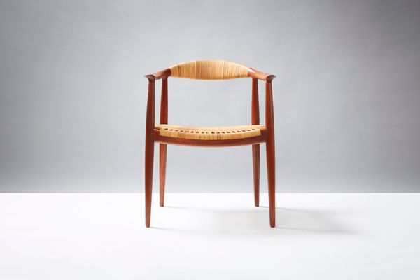Charmant Model JH 501 The Chair Desk Chair By Hans J. Wegner For Johannes Hansen