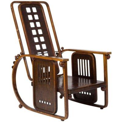 Sitzmaschine Armchair By Josef Hoffmann For J Kohn 1908 The Exceptional