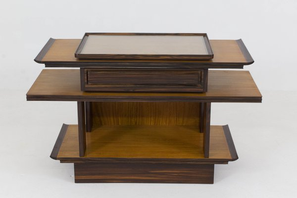 Art Deco Console Table By A. H. Zinsmeister For Gebr. Reens, 1930s 1