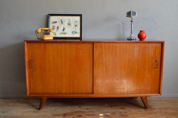 Credenza Ikea Gialla : Credenza modernista francia anni 50 in vendita su pamono